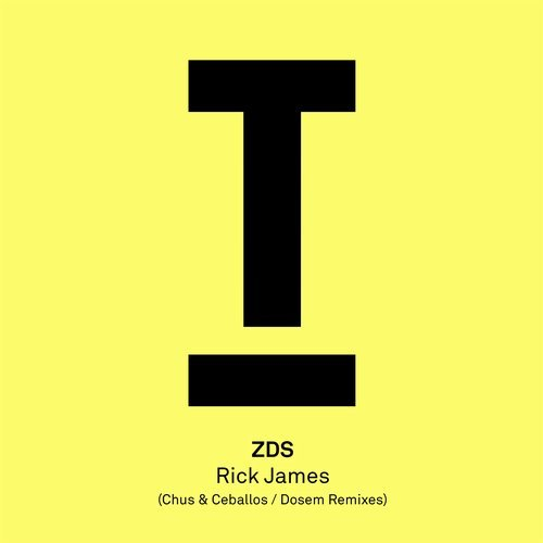 ZDS – Rick James (Remixes) [TOOL61301Z]